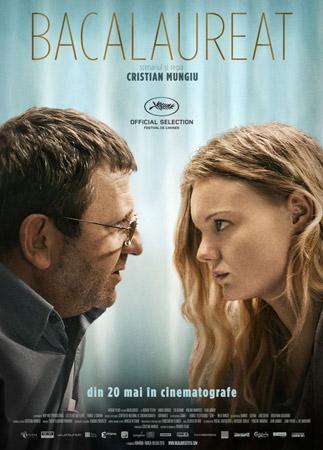 Cartel anunciador de la película. Los Exámenes