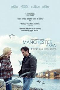 Cartel de la película Manchester frente al mar