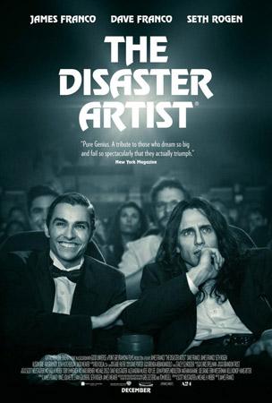 Cartel de la película The Disaster Artist