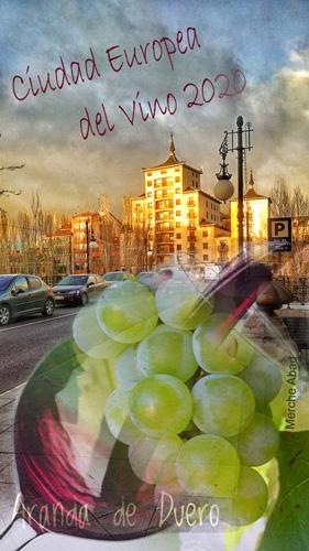Infografía: Merche Abad | Aranda Ciudad Europea del Vino