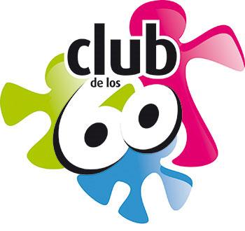 Logo Club de los 60
