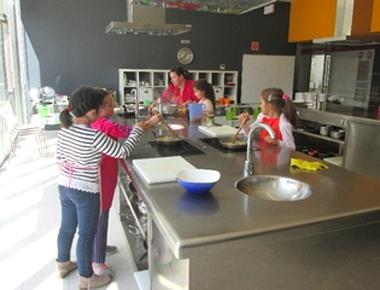 Cocina niños (4 a 7 años)