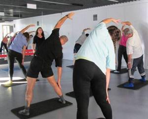 Actividades físicas para adultos