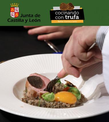 Concurso Internacional 'Cocinando con Trufa'
