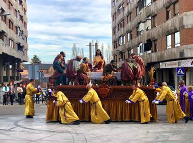 Cofradía de Jesús Camino del Calvario