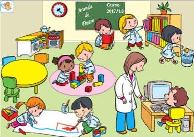 Preinscripciones y matriculaciones de los centros educativos