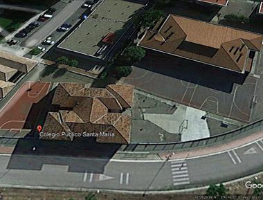 Colegio Santa María en Aranda de Duero