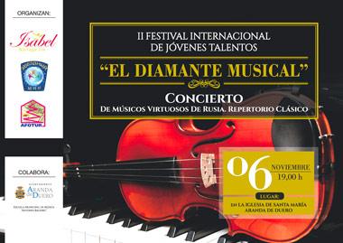 Festival Internacional de Jóvenes Talentos