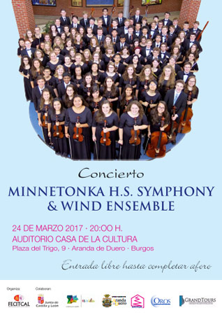 Minnetonka H.S Symphony & Wind Ensemble