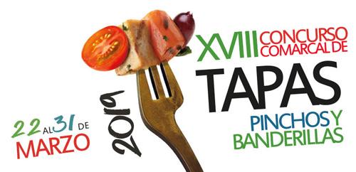 Concurso de Tapas Pinchos y Banderillas 2019