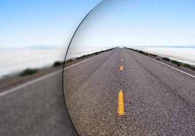 El estado de su visión afecta a su seguridad vial