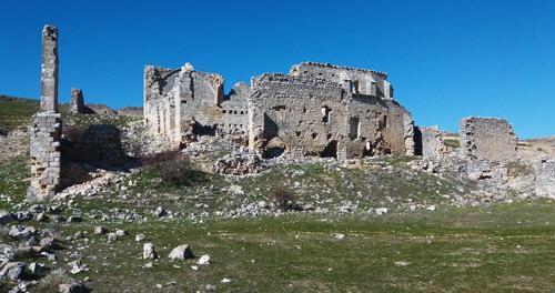 Convento de Los Valles en Torresandino