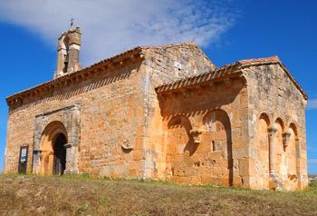 Ermita románica del siglo XI