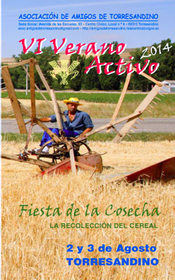 VI Fiesta de la Cosecha en Torresandino