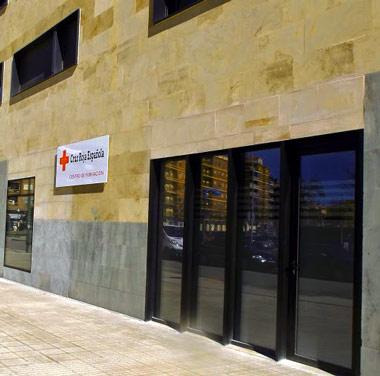 Cruz Roja Española en Aranda de Duero