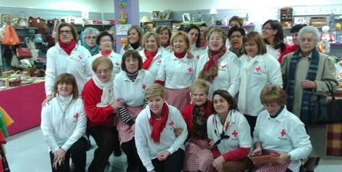 Voluntarias del Rastrillo Solidario