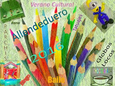 """Verano Cultural """"Allendeduero"""""""