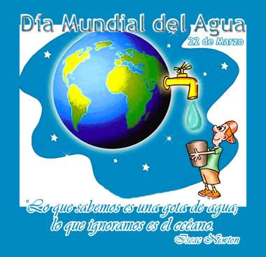 """""""Agua y Trabajo"""" Día Mundial del Agua"""