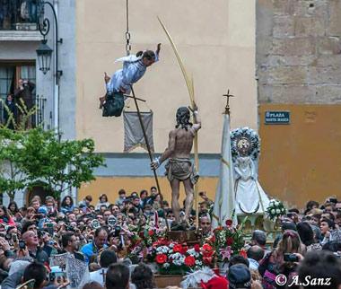 Fotografía: Arturo Sanz Martín | Procesión de la Resurrección