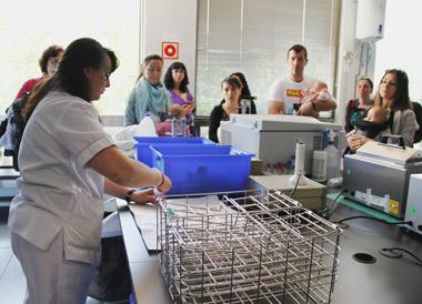 El Banco de Leche Materna crece con la apertura de un punto en Burgos