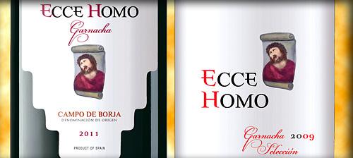 El Ecce Homo, un imaginativo vino de Bodegas Aragonesas