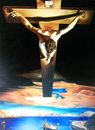 El Cristo de Salvador Dalí