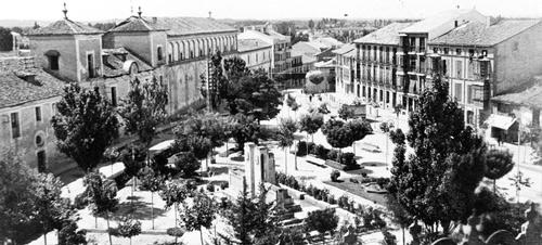 Foto archivo Máximo López | Palacio Episcopal convertido en colegio