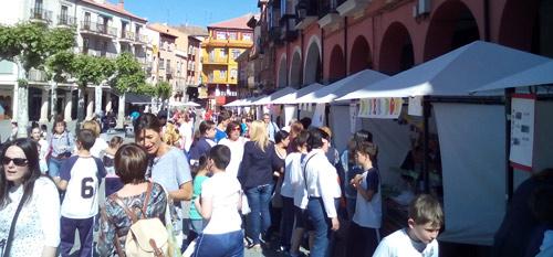 "1ª Feria de Cooperativas ""Pequeños Emprendedores - Jearco"""