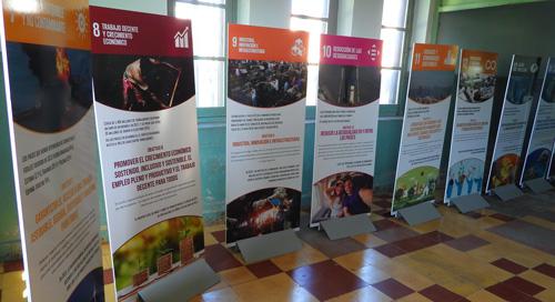 Exposición en Torresandino