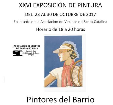 Exposición de Pintores de Barrio