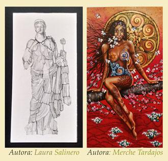 Laura Salinero | Merche Tardajos