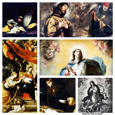Mateo Cerezo, materia y espíritu