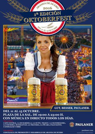 Primera Edición de la Oktoberfest