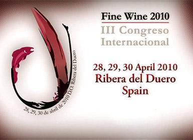 finewine2010 El Congreso Internacional Fine Wine 2010 abre sus puertas en Aranda de Duero