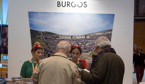 Burgos presente en Fitur 2017