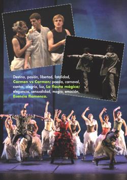 Música, Interpretación y Danza