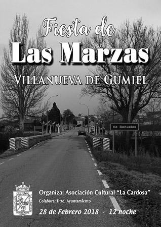 Las Marzas 2018 en Villanueva de Gumiel