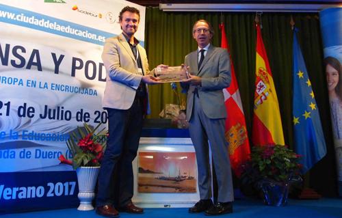José Enrique García Agüera y José Antonio Vera