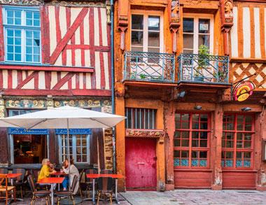 Rennes - Bretaña