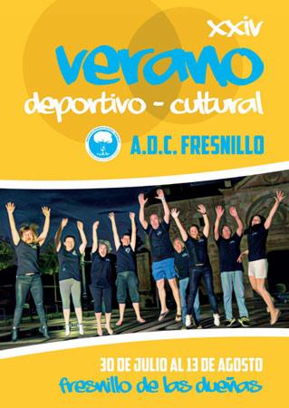 XXIV Verano Deportivo-Cultural de Fresnillo de las Dueñas