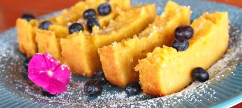 Torta de papaya