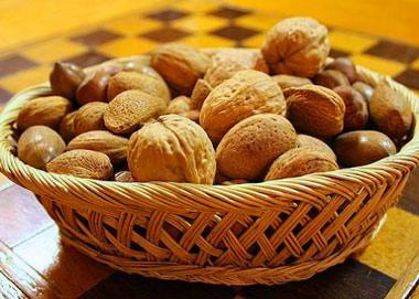 frutosecos2380 Alimentos energizantes para combatir el cansancio