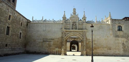 Antiguo Hospital del Rey. Burgos