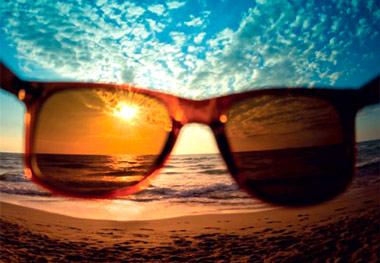 Gafas de sol ..... indispensables aliadas