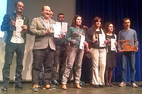 Fotografía: Merche Abad | Elenco de Ganadores del Certámen de Tapas 2015
