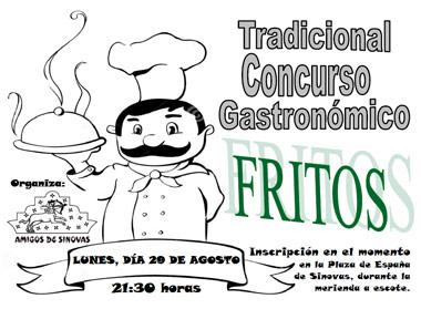 Concurso Gastronomico