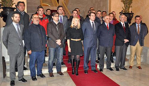 Delegación salmantina para Madridfusion 2012
