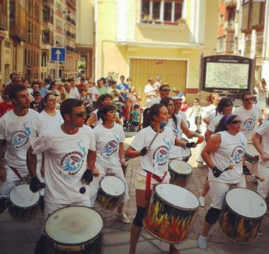 Encuentro Nacional de Batucadas 2014