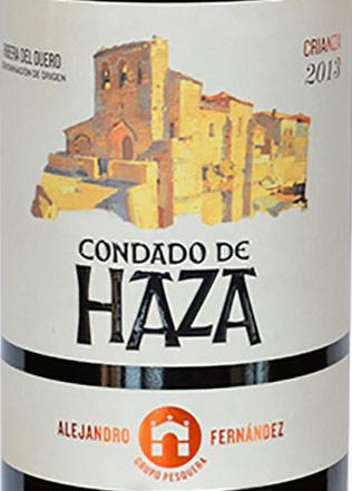 Condado de Haza renueva la etiqueta de sus vinos