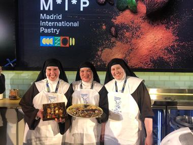 Hermanas Clarisas: Sion, Israel y Myriam